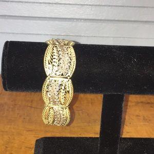 Jewelry - Beautiful Vintage European Silver (.835) Bracelet